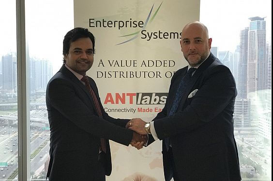 Enterprise Systems signs VAD agreement with ANTlabs