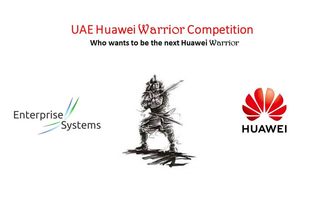 Huawei Warrior Competition – Sales